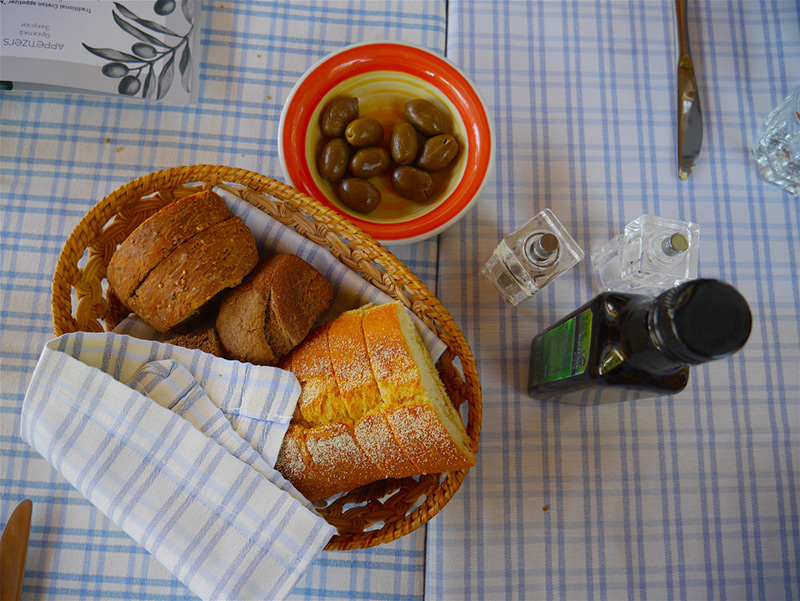 Bread-and-olives