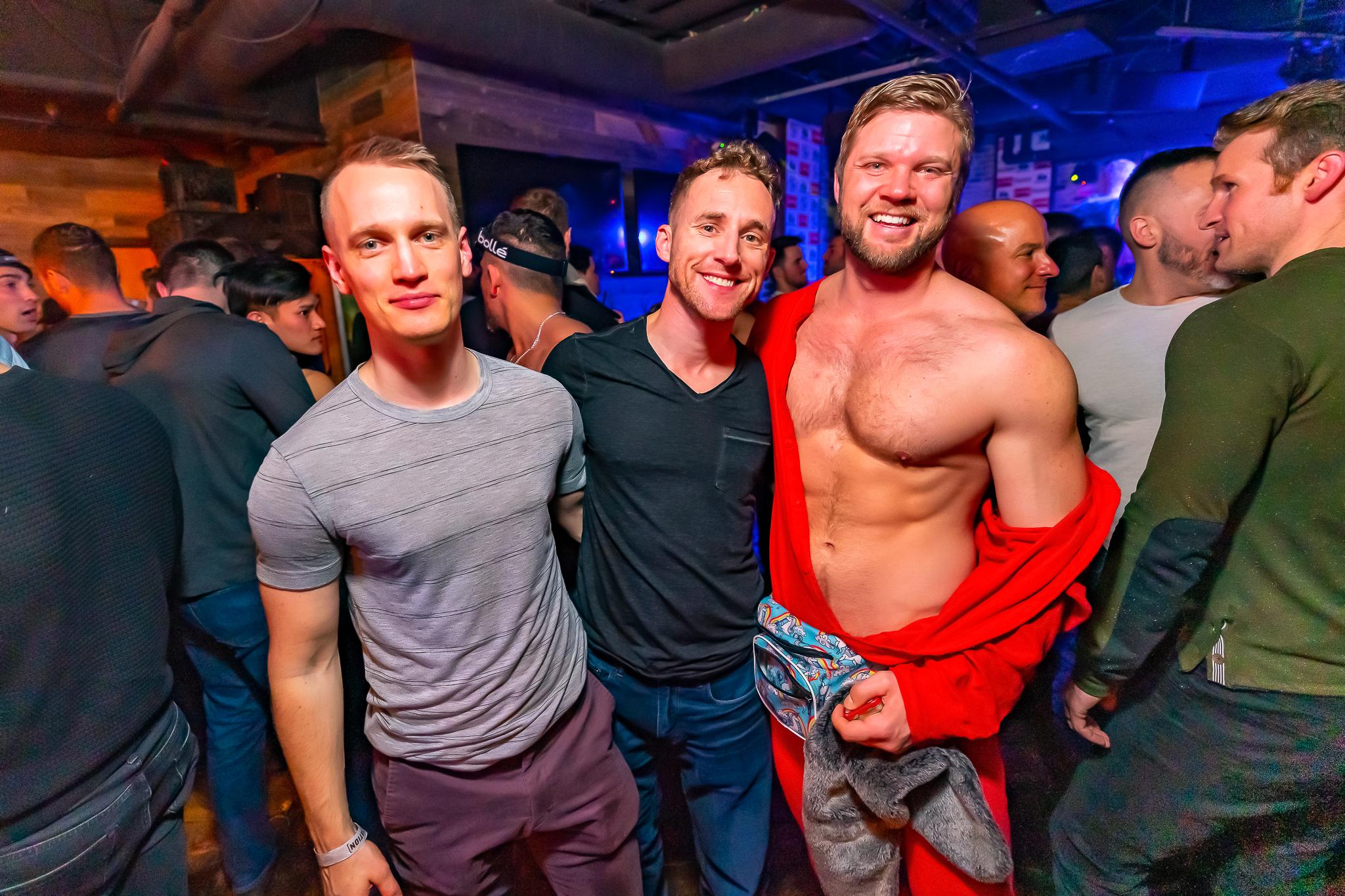 2.22.2019 Elevation Gay Ski week Cabin 130