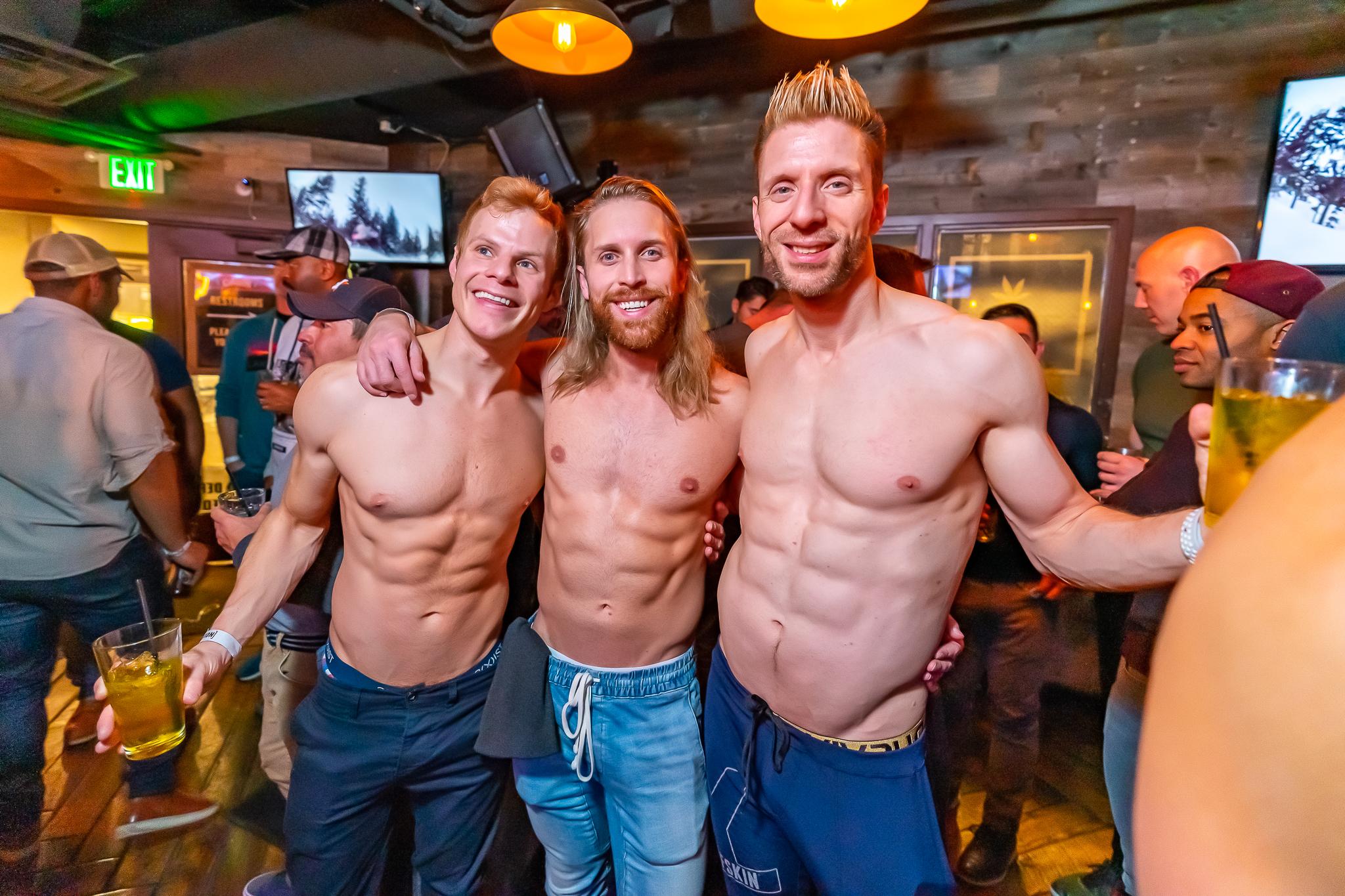 2.22.2019 Elevation Gay Ski week Cabin 9