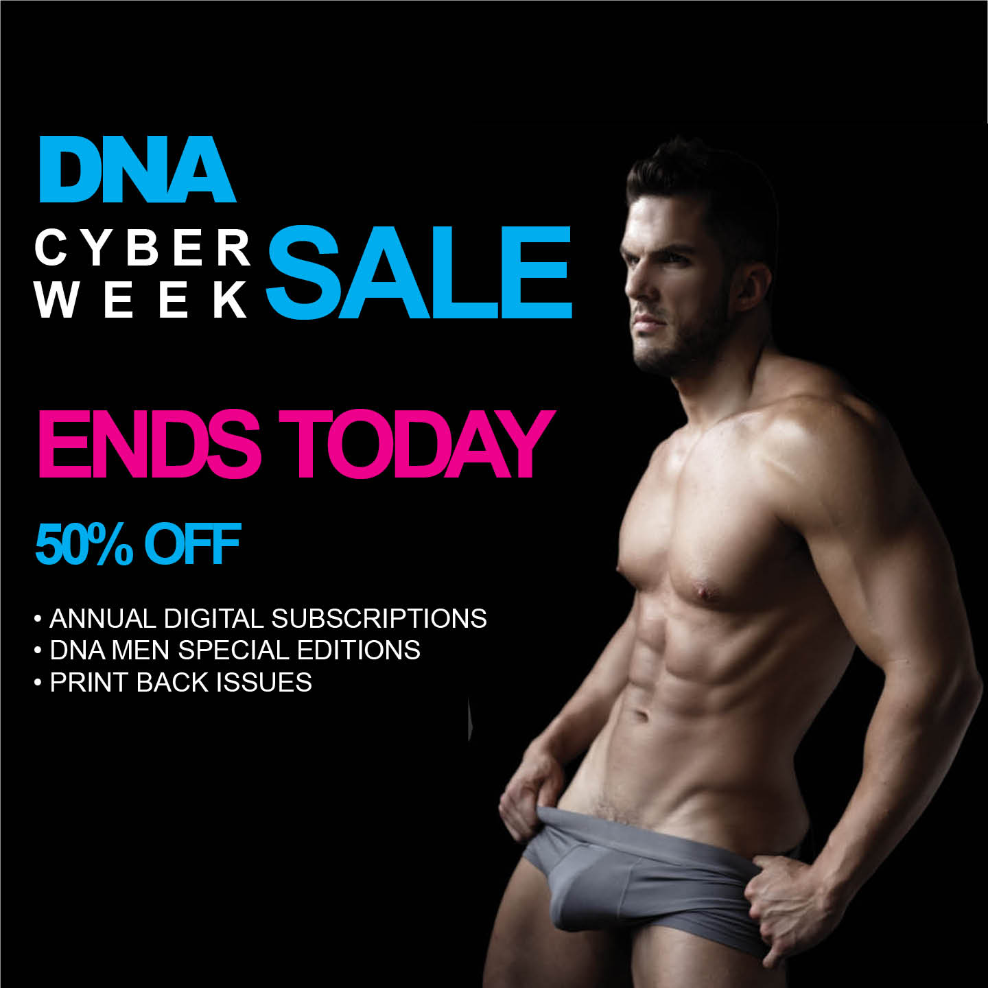 Cyber Week End Today Social Square